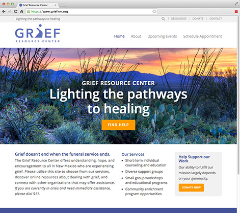 Grief Resource Center